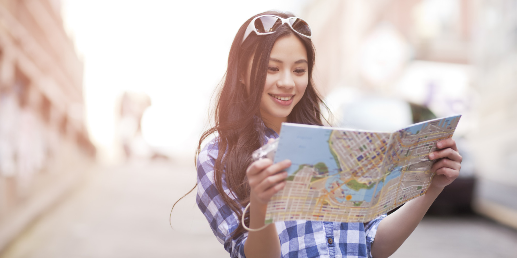 Asian Woman Travelling Alone Russia 118