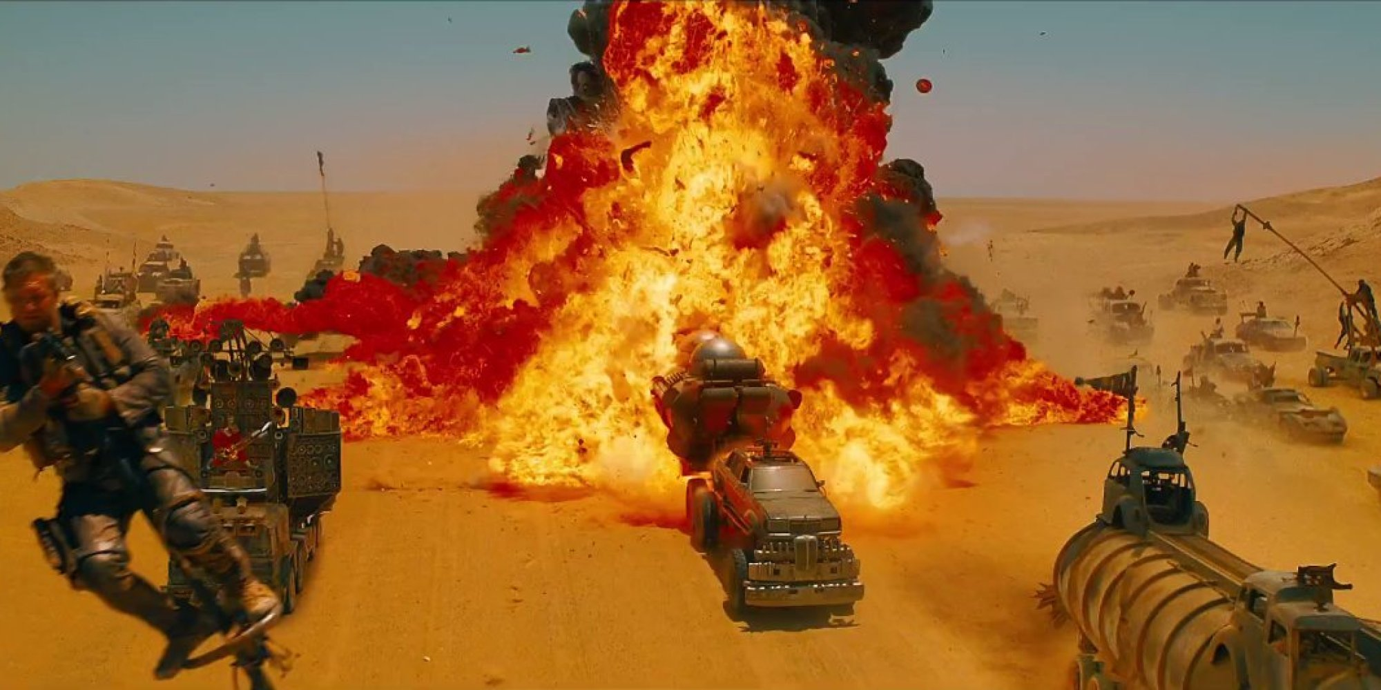 mad max fury road trailer will drive you absolutely