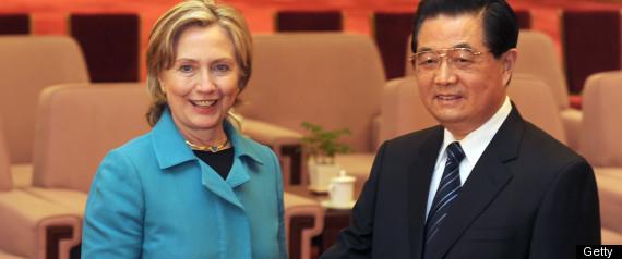 HILLARY CLINTON CHINA