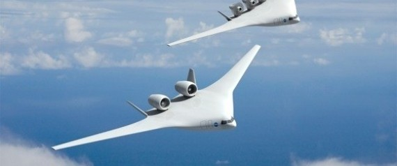 Our Future Planes? NASA Reveals The Airplanes Of 2025 ...