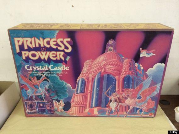 shera crystal castle