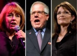 Arizona Shooting Victim Glenn Beck Sarah Palin