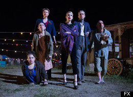 'AHS: Freak Show' Recap: Murder At A Tupperware Party (SPOILERS)