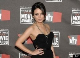 Mila Kunis: 'People Need To Relax' About Awards