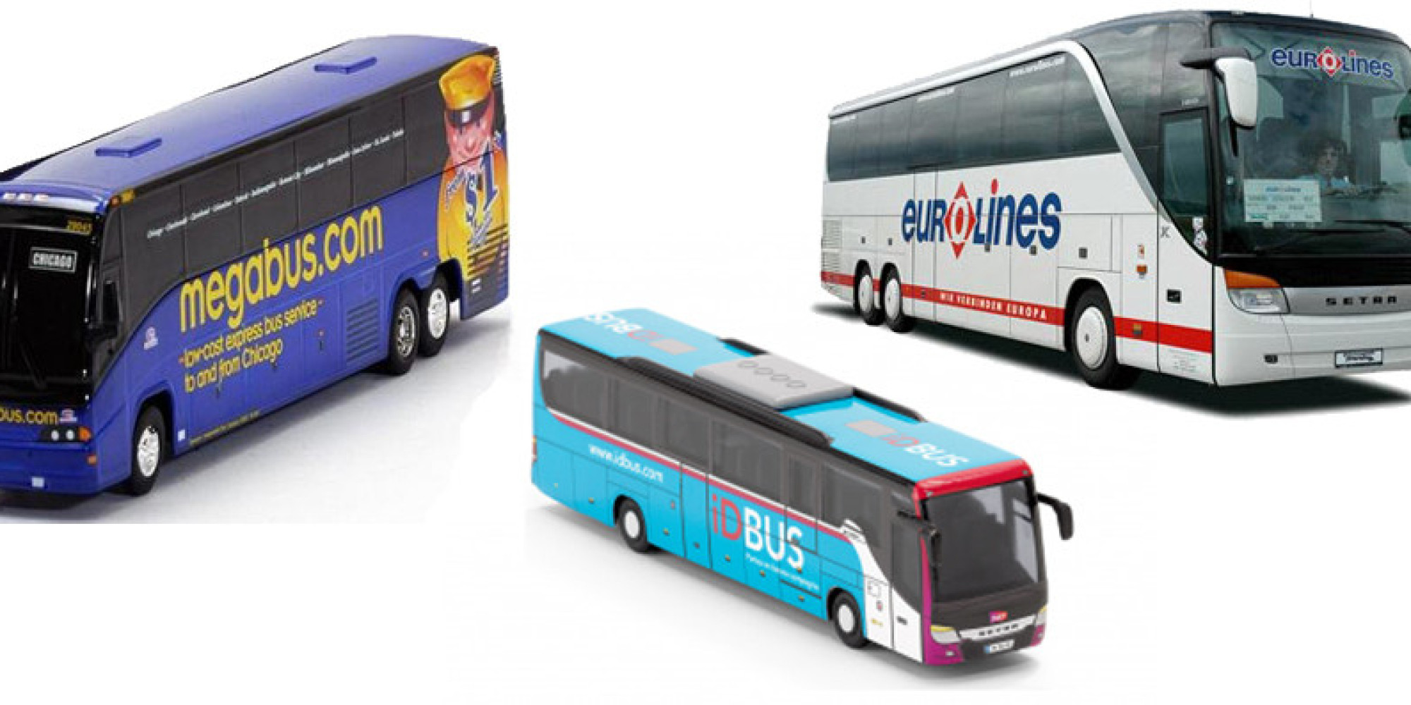 trajets en bus eurolines idbus megabus la guerre des bus est d j d clar e. Black Bedroom Furniture Sets. Home Design Ideas