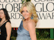 Jane Krakowski At Golden Globes: Shows Off Baby Bump (PHOTO)