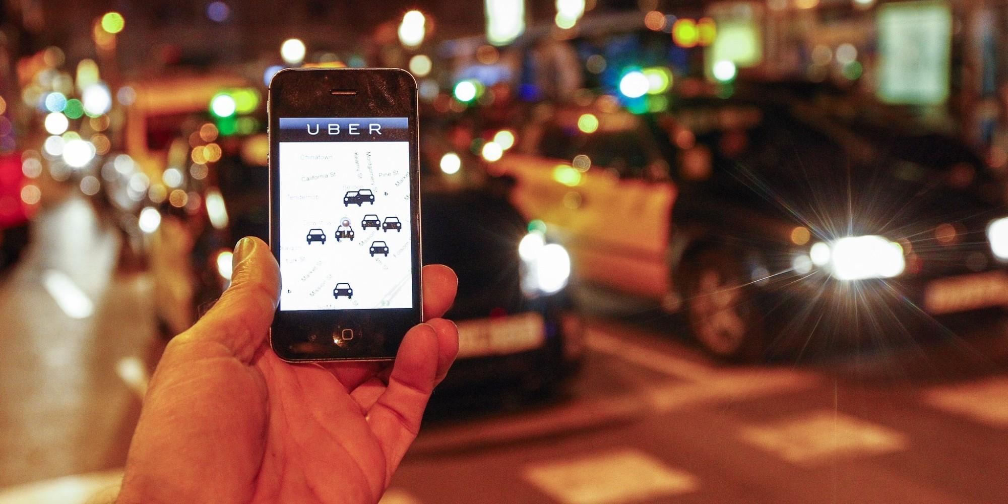 Uber: nouvelle affaire de viol dans un véhicule de la startup ... - Le Huffington Post
