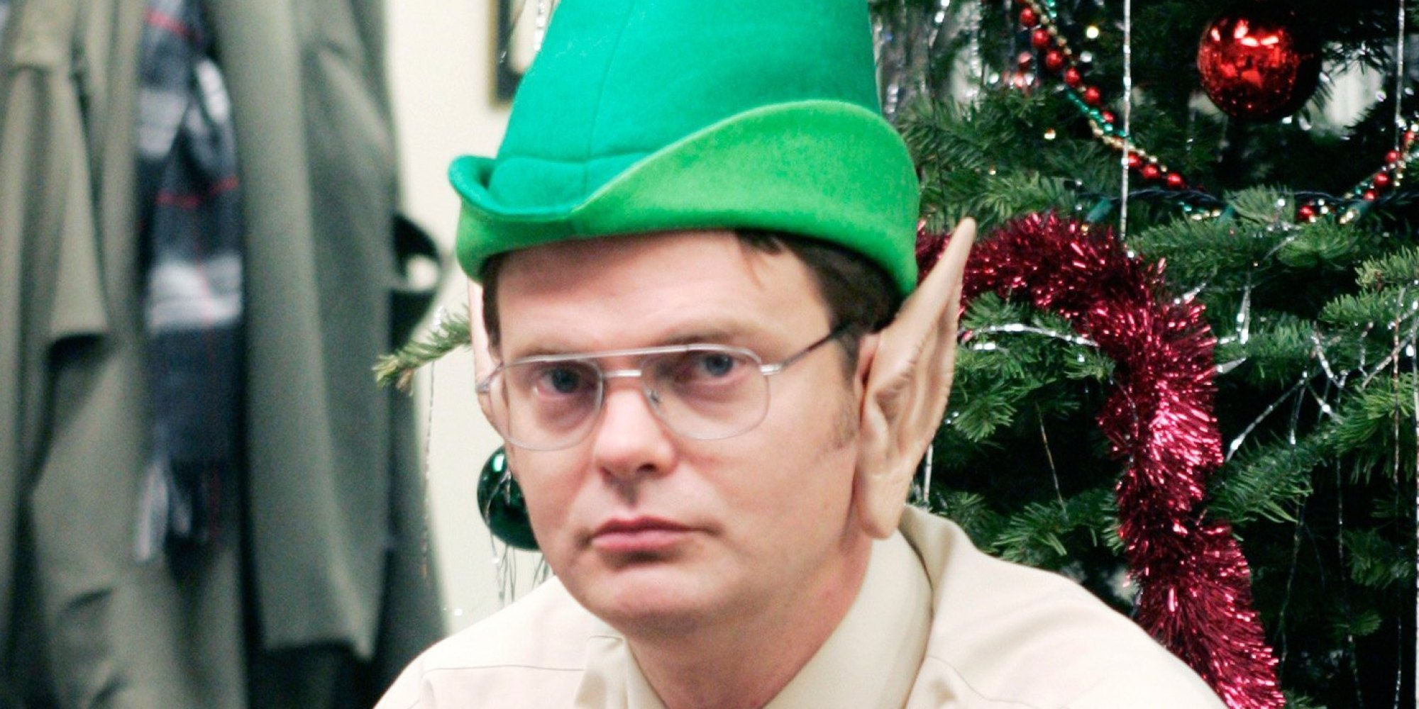 Christmas Time As Told By The Office