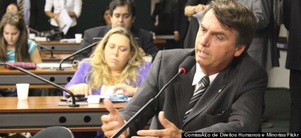 Brazilian Congressman Tells Colleague She's Not Worth Raping