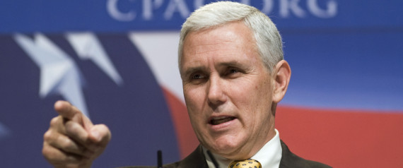 Mike Pence 2012 Presidential Run