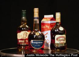 Taste Test: What's The Best Liquor For Spiking Eggnog?