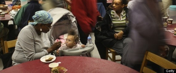 MLK DAY HUNGER IN AMERICA