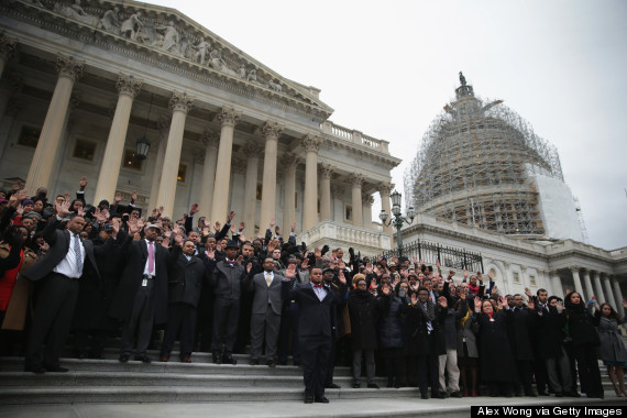 congress walkout