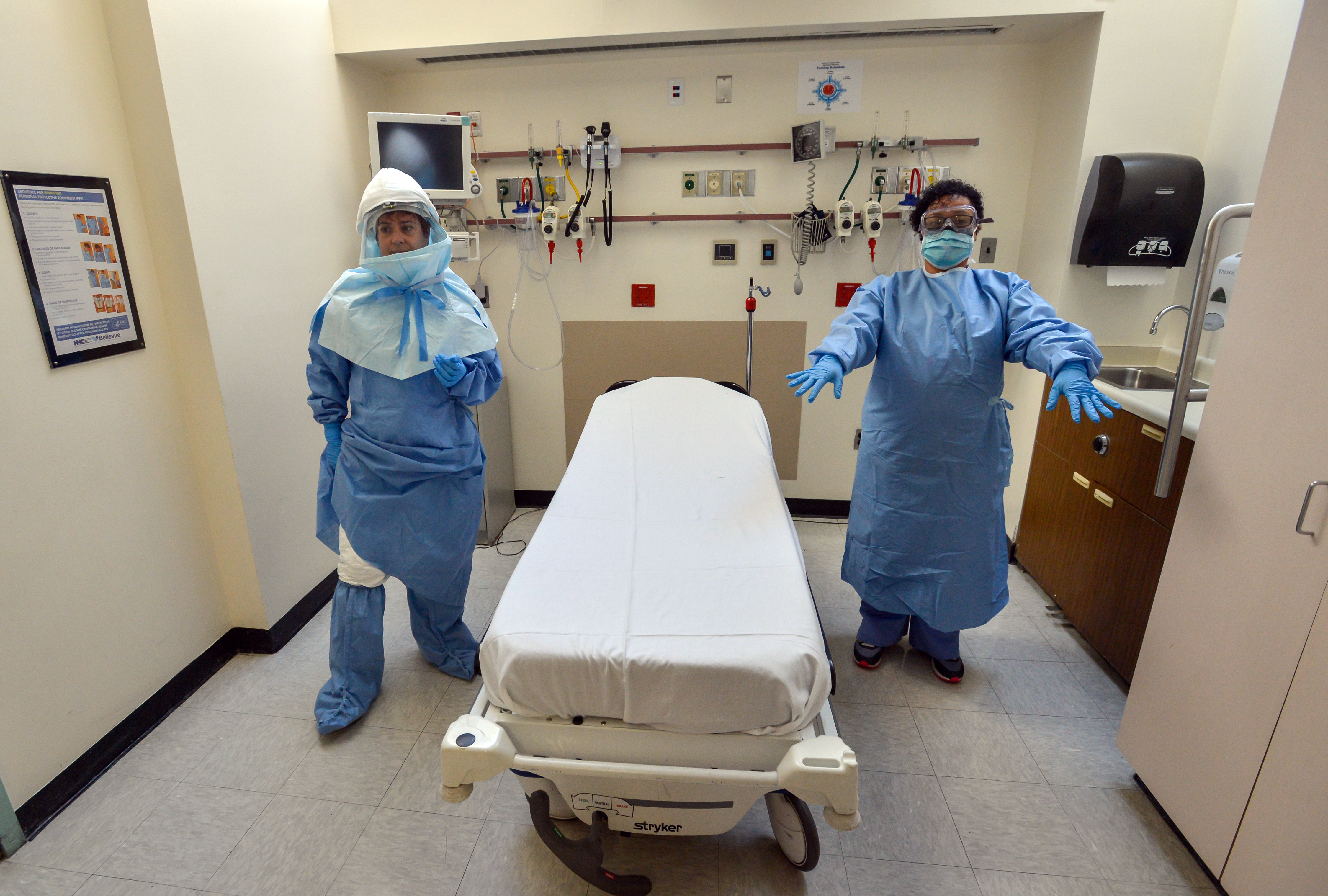 care of isolated patient Infection control: vre vancomycin-resistant enterococcus hospitals and other health care centers limit the movement and transport of the patient from the.
