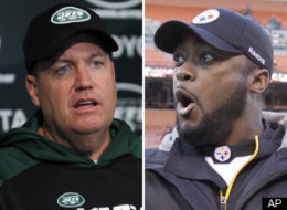 Rex Ryan Mike Tomlin