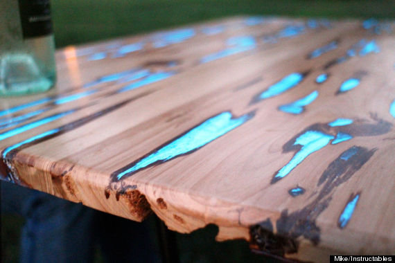 ... table, and it might just be the most beautiful piece of furniture we