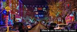 SOUTH 13TH PHILADELPHIA CHRISTMAS