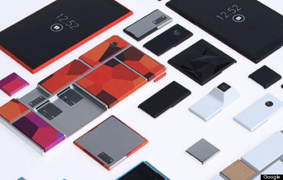 modular smartphone