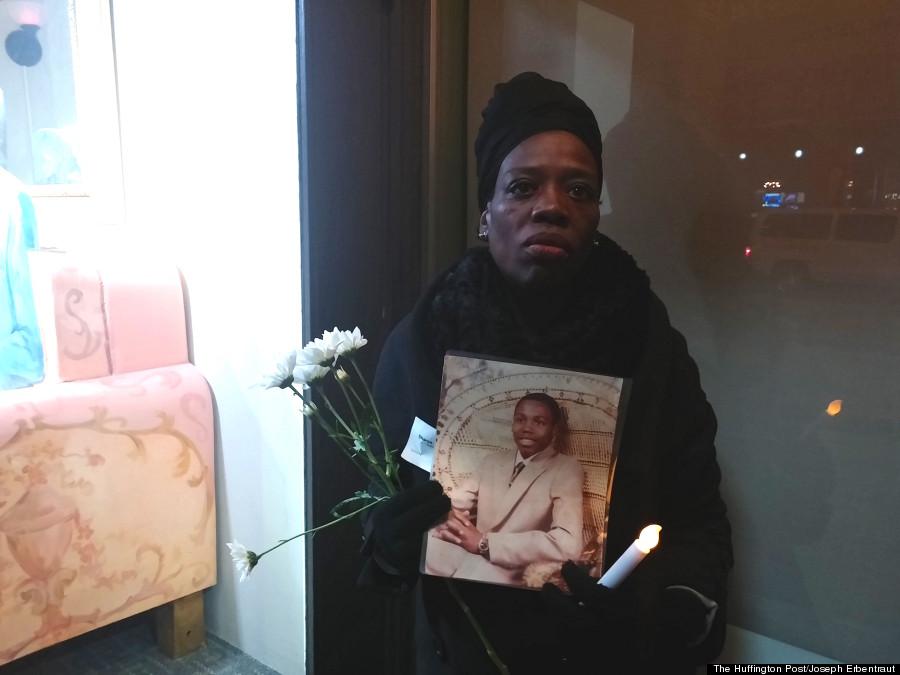 sharon chicago vigil