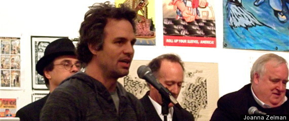 Mark Ruffalo's Crusade Against Fracking: 'The World Is Leaving Us Behind'