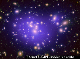 Evidence For Dark Matter Finally Found?