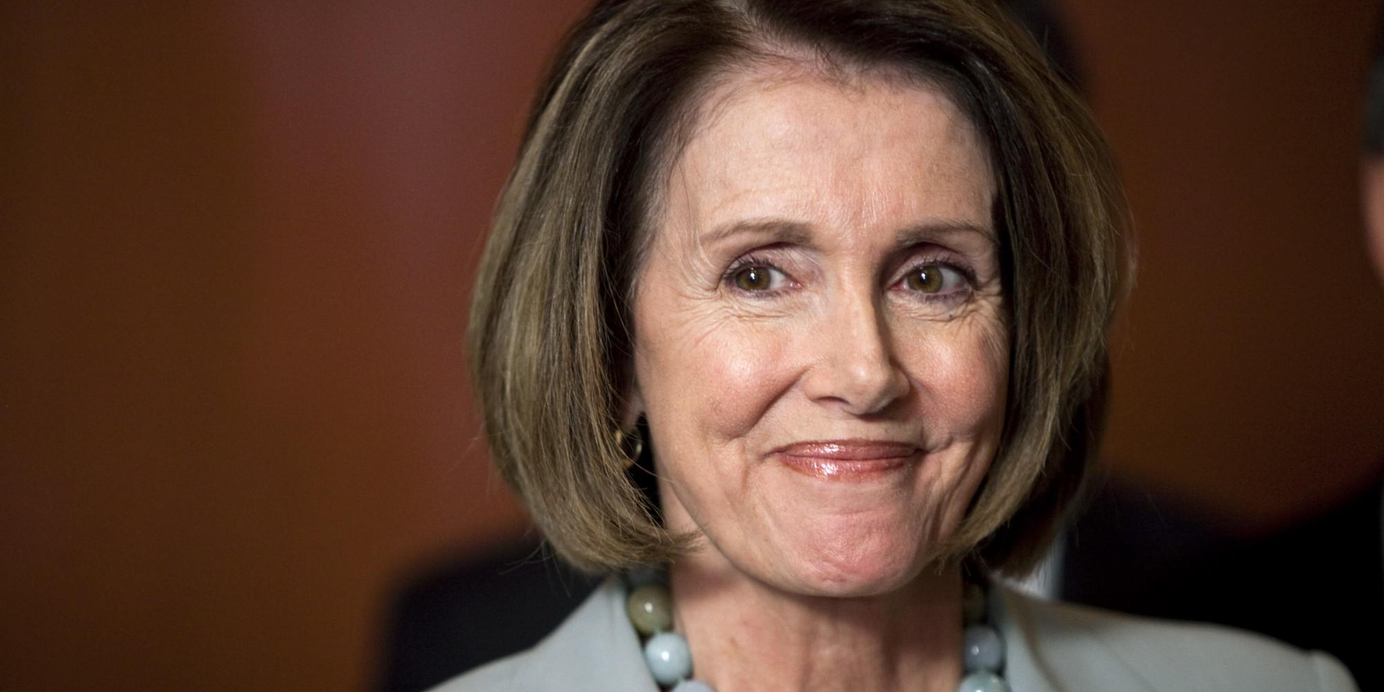 Nancy Pelosi Teenager Pelosi Says Leg...