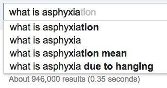asphyxia google