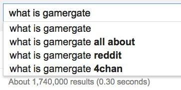 gamergate google