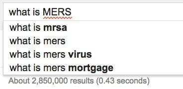 mers google