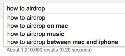 how airdrop google