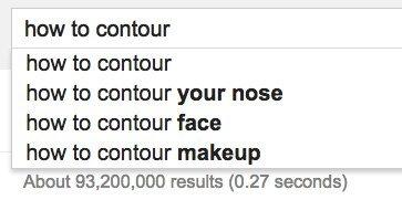 contour google