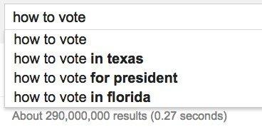 how vote google