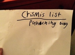 15 Kids Who Nailed Their Letters To Santa
