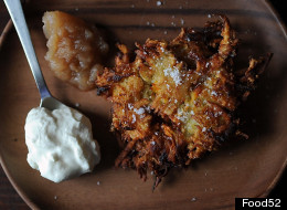 These Aren't Your Bubby's Latke Recipes