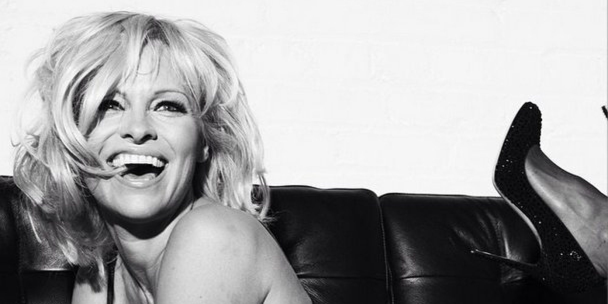 Pamela Anderson LOVE Advent 2014 - 2019 year