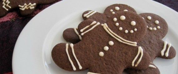 Christmas gingerbread cookie recipe easy
