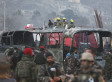 Dozens Killed In Afghanistan Violence As Foreign Troops Prepare To Leave