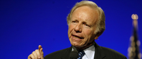 JOE LIEBERMAN RETIRING