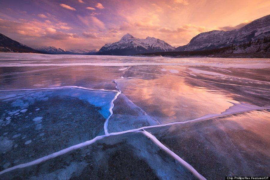lake abraham 10