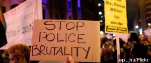 POLICE VIOLENCE AMERICA
