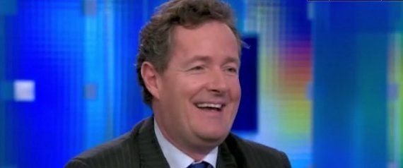 piers morgan tonight. #39;Piers Morgan Tonight#39; Wins