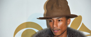 PHARRELL HAT GRAMMY