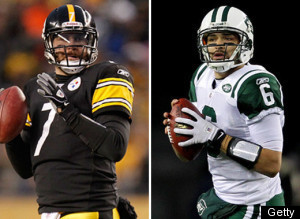 Afc Championship Game Steelers Jets