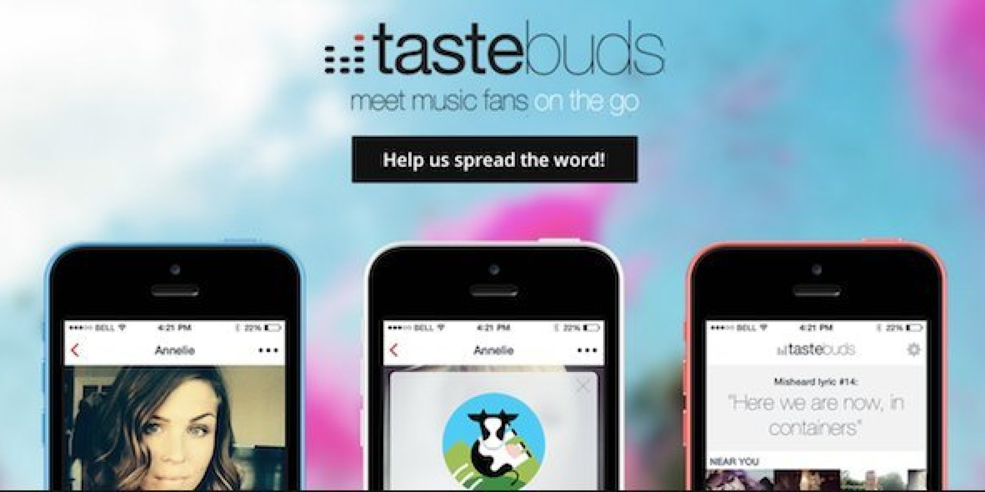 Tastebuds dating apk