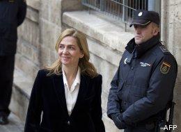 La infanta paga los 587.000 euros que le pedía el fiscal