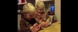 DAD KIDS TERRIBLE CHRISTMAS PRESENTS