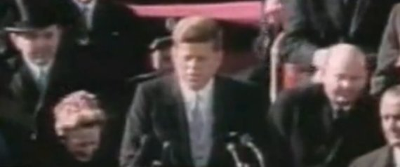 JOHN F KENNEDY INAUGURAL ADDRESS GOOGLE