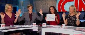 CNN HANDS UP