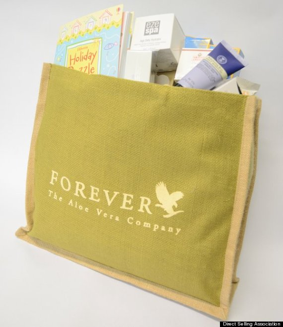 beauty goody bag
