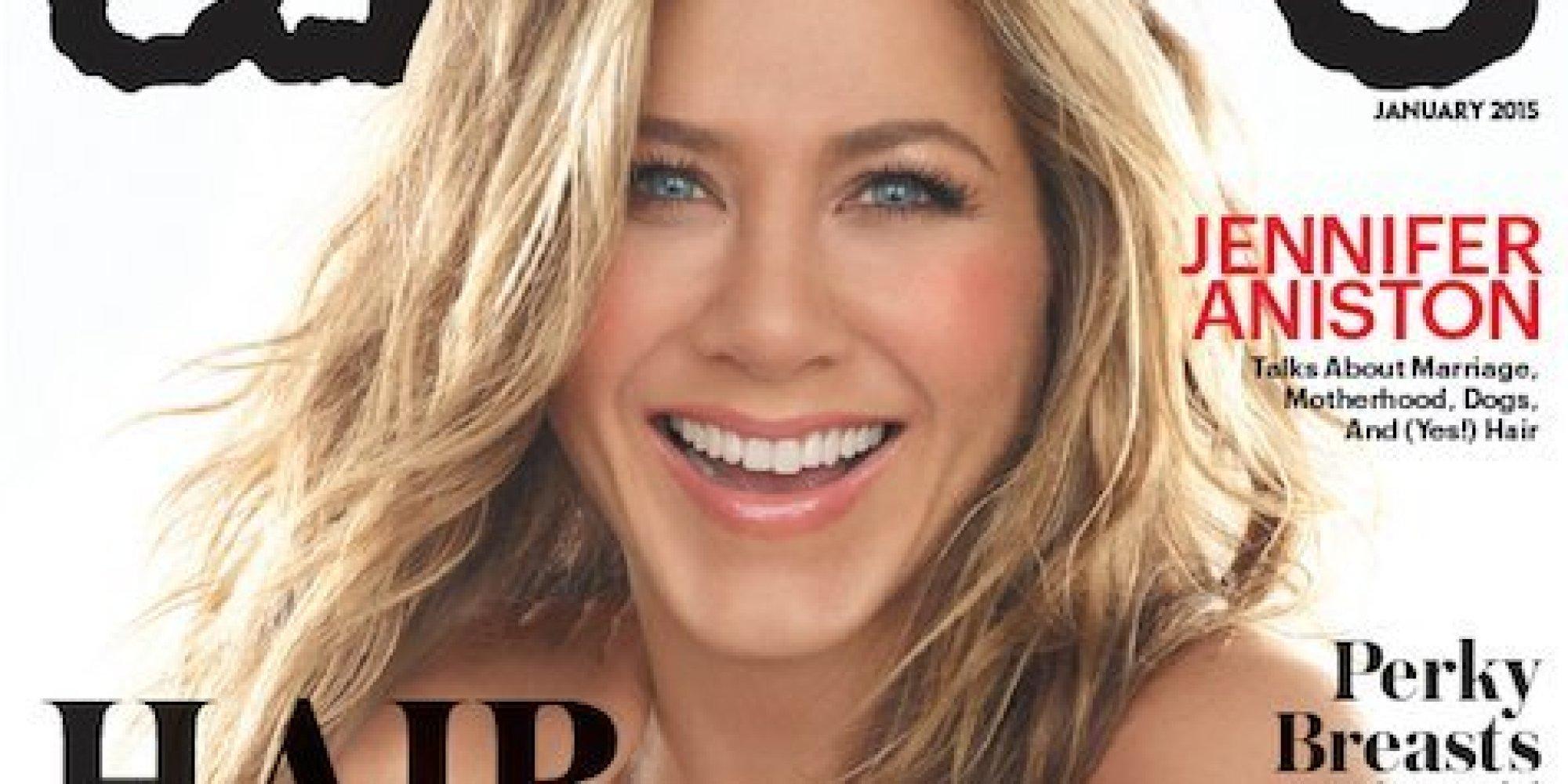 Jennifer Aniston Talks Motherhood And The Unfair Pressure To